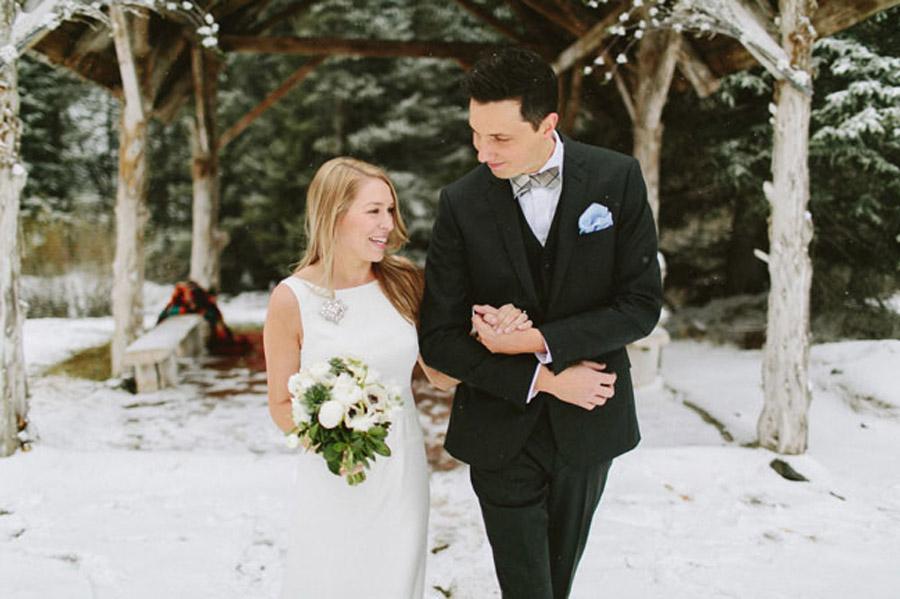 ÍNTIMA BODA DE INVIERNO invierno-bodas