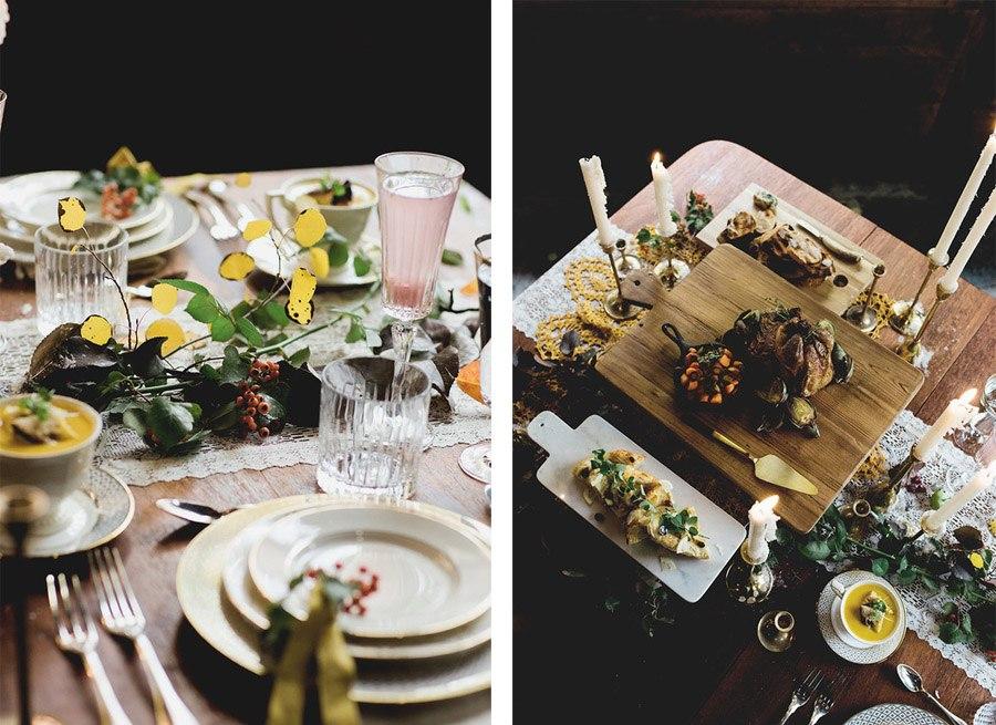 UNA BODA DE INVIERNO EN LA MONTAÑA mesa-boda-invierno-1