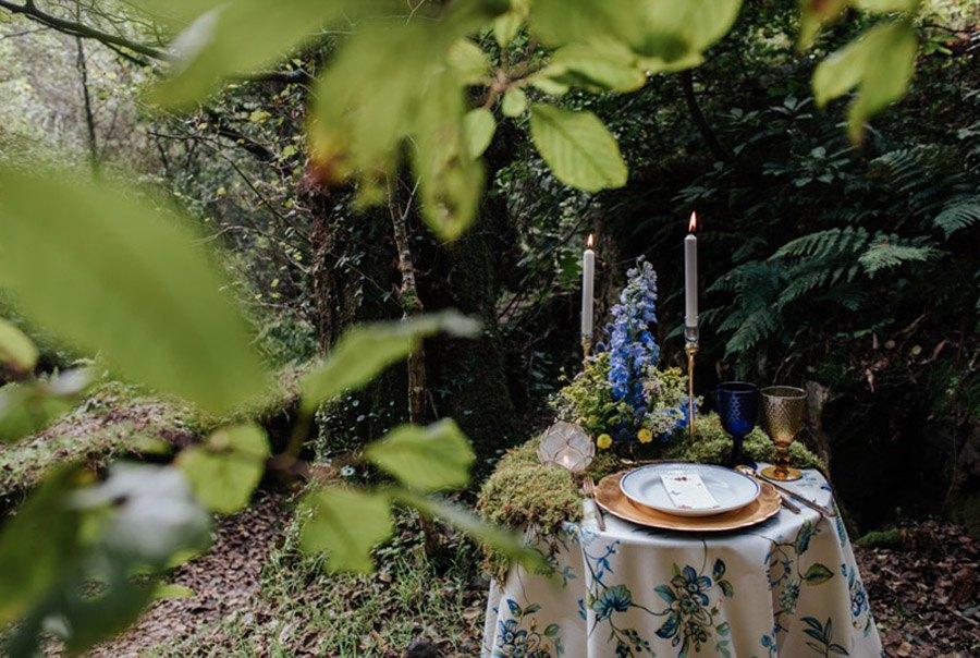 ONETA'S LOVE SPIRIT mesa-boda-otoño