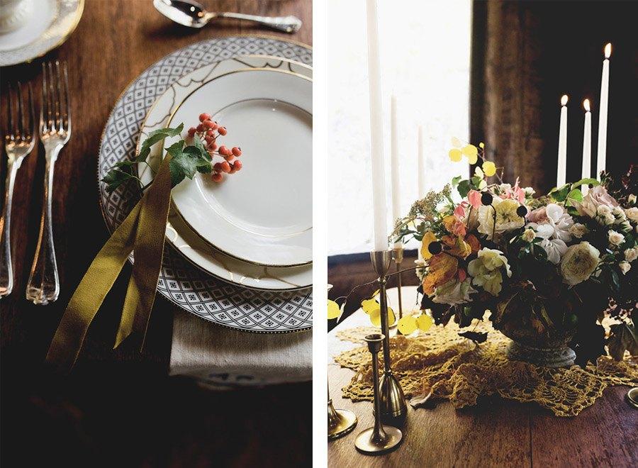 UNA BODA DE INVIERNO EN LA MONTAÑA mesas-boda-invierno