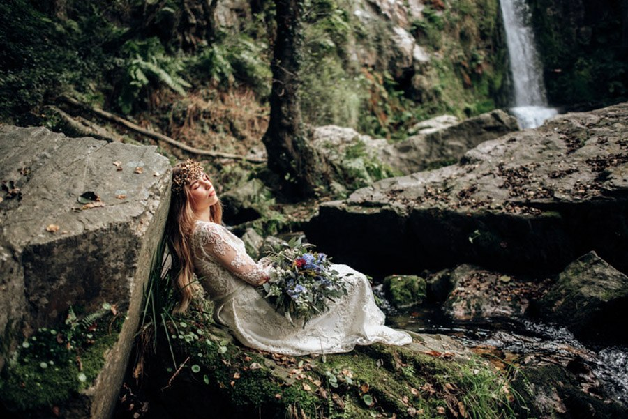 ONETA'S LOVE SPIRIT novia-de-otoño