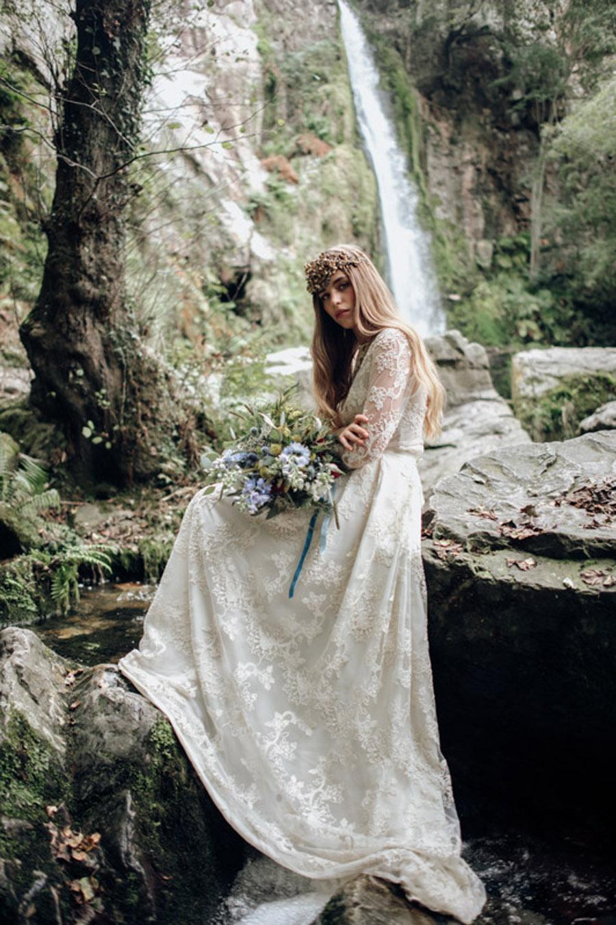 ONETA'S LOVE SPIRIT novia-invierno