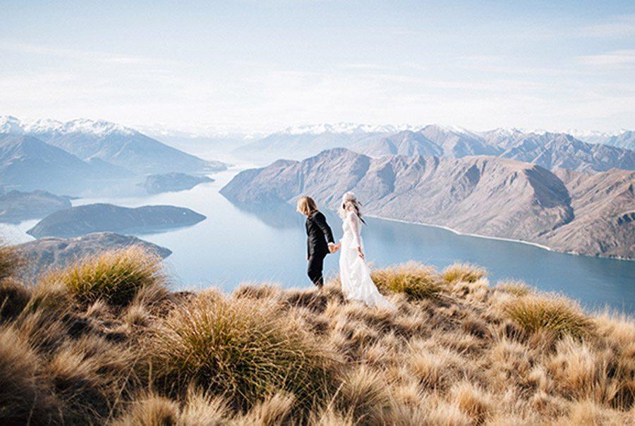 SESIÓN DE BODA EN ALTA MONTAÑA boda-alta-montaña