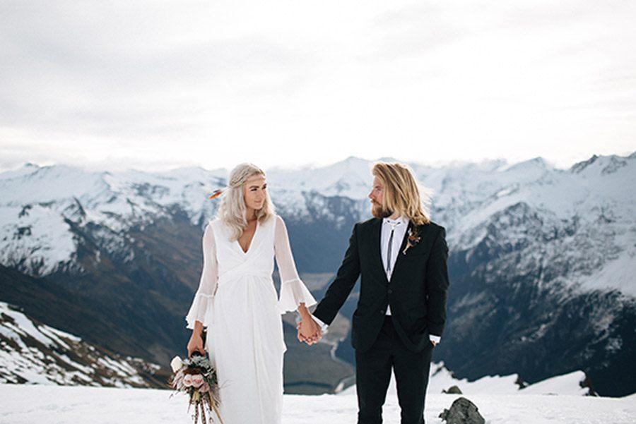 SESIÓN DE BODA EN ALTA MONTAÑA bodas-alta-montaña