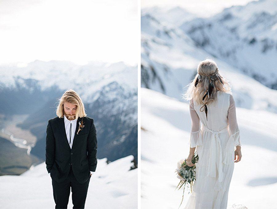 SESIÓN DE BODA EN ALTA MONTAÑA bodas-montañas