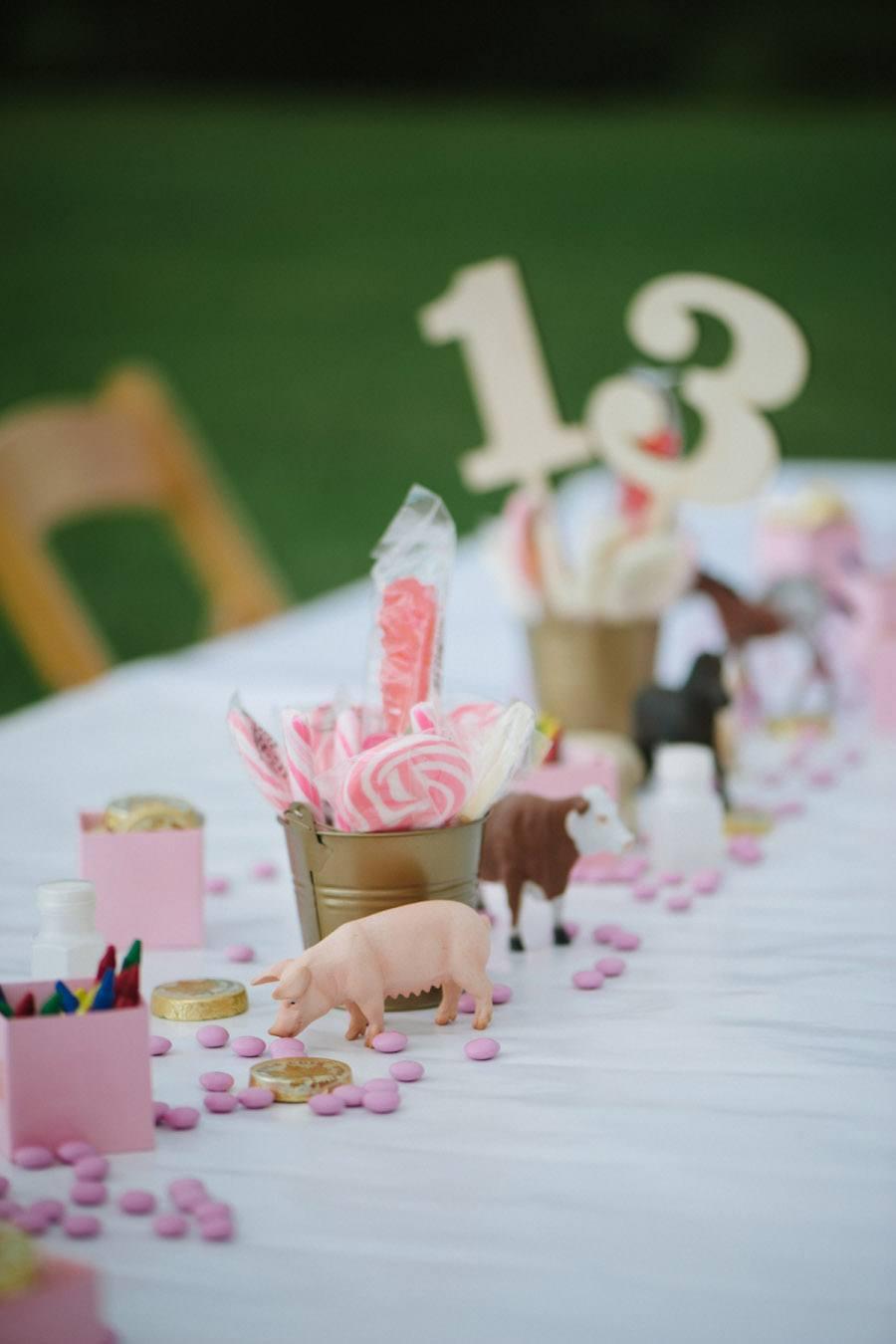 IDEAS PARA DECORAR LA MESA DE LOS NIÑOS mesa-infantil-boda