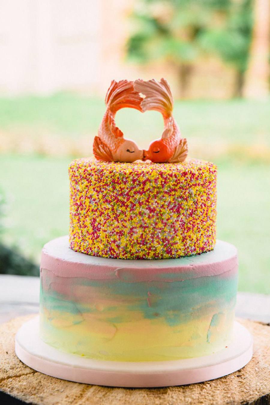 UNA BODA A TODO COLOR pastel-boda