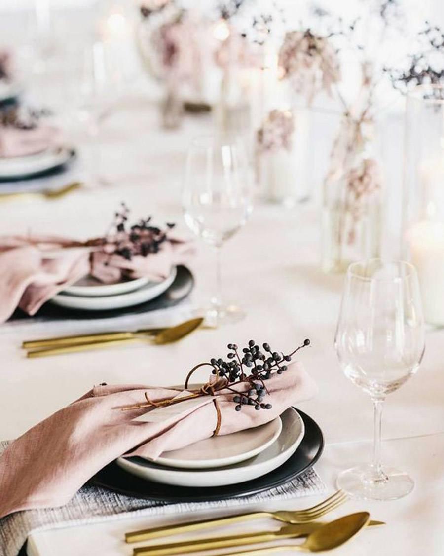 DECORACIÓN DE SERVILLETAS servilletas-decoración-boda