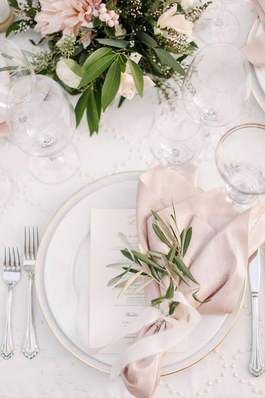 DECORACIÓN DE SERVILLETAS servilletas-decoracion-boda