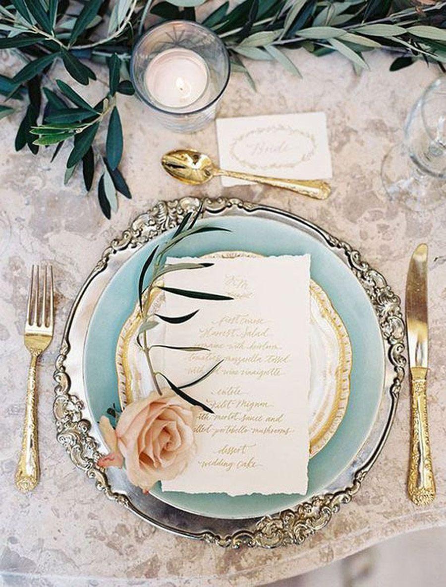 DECORACIÓN DE SERVILLETAS servilletas-decoracion-bodas