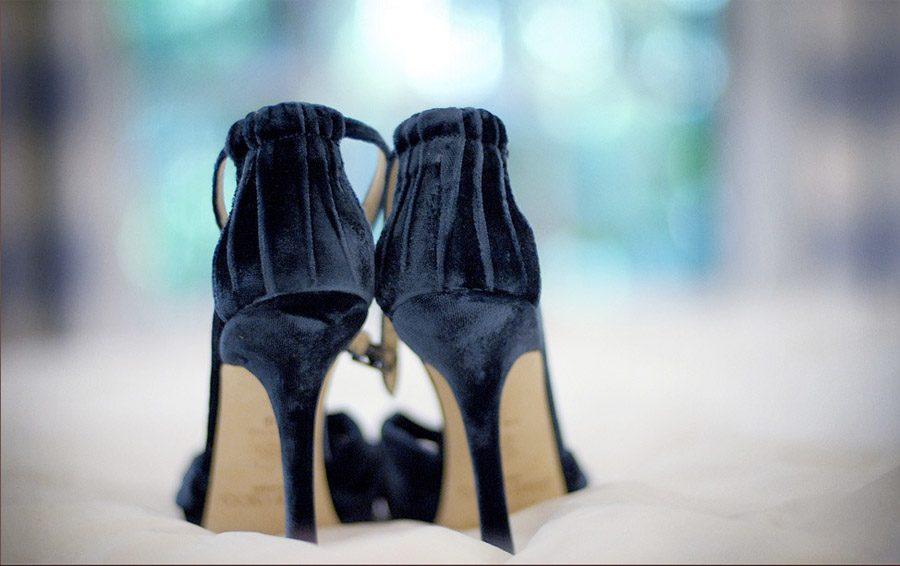 ZAPATOS DE NOVIA DE TERCIOPELO zapato-boda-terciopelo