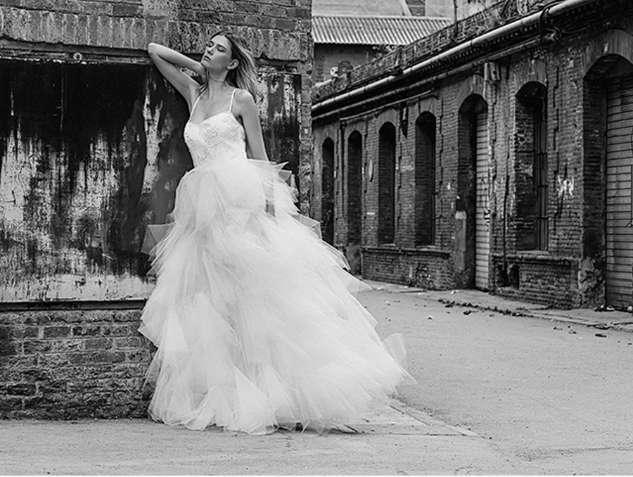 TOT-HOM BRIDAL COLLECTION 2018 2018-novia-tot-hom