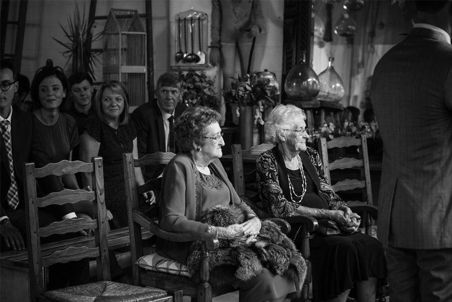 NATASHA & RAMON: ROMÁNTICA BODA EN UN ESPACIO SINGULAR abuelas-boda