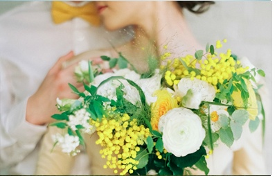 INSPIRACIÓN: MIMOSAS boda-mimosas