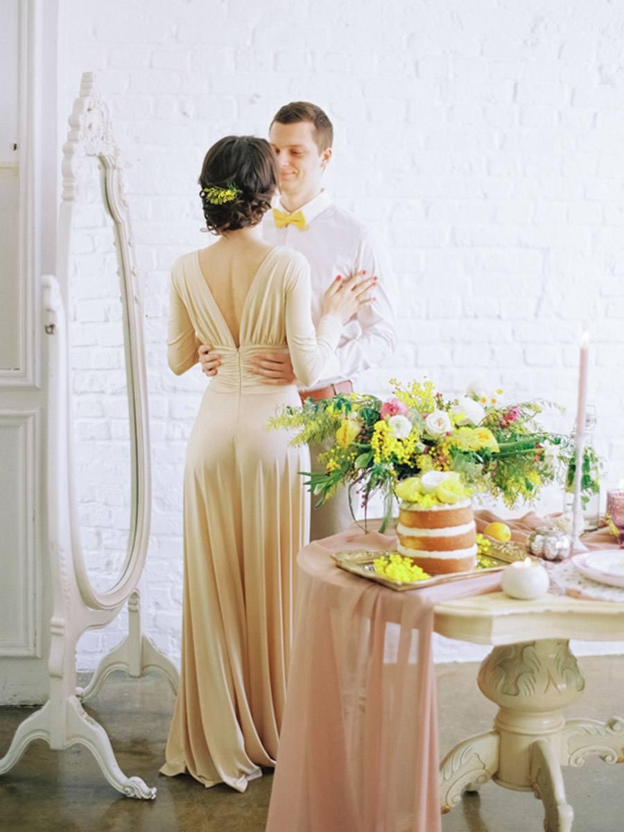 INSPIRACIÓN: MIMOSAS bodas-mimosas