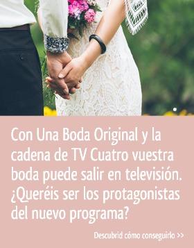Cuatro bodas televisión
