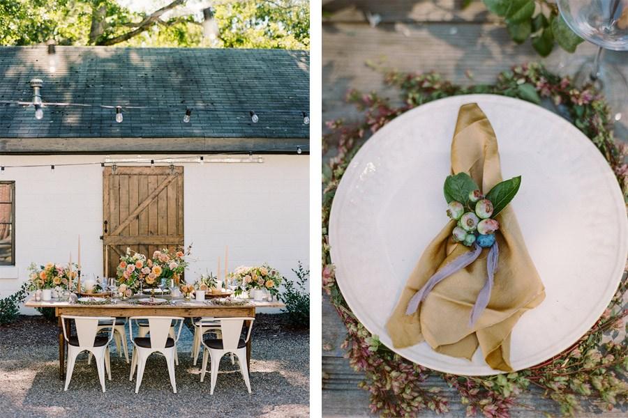 NOSTÁLGICA DECORACIÓN DE MESA decoracion-mesa-boda