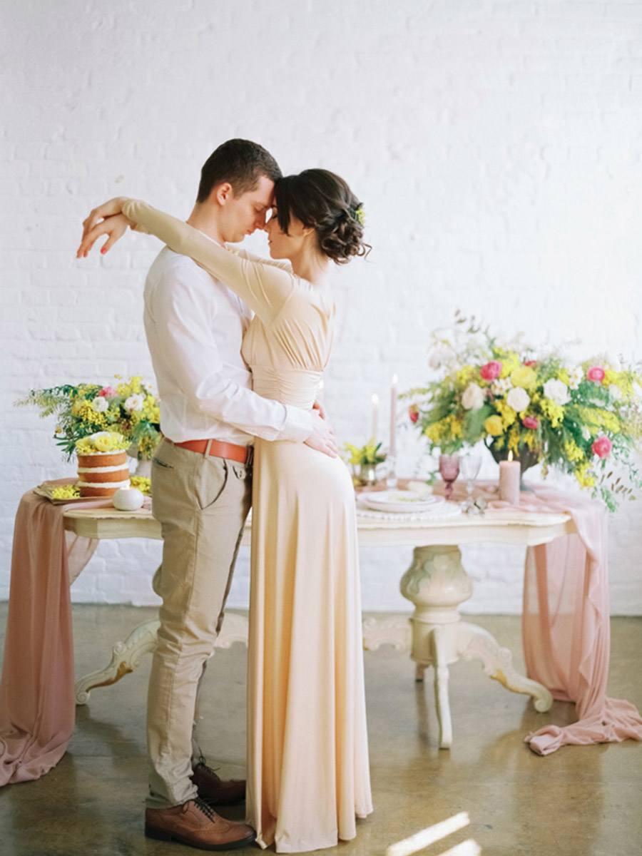 INSPIRACIÓN: MIMOSAS mimosas-deco-boda