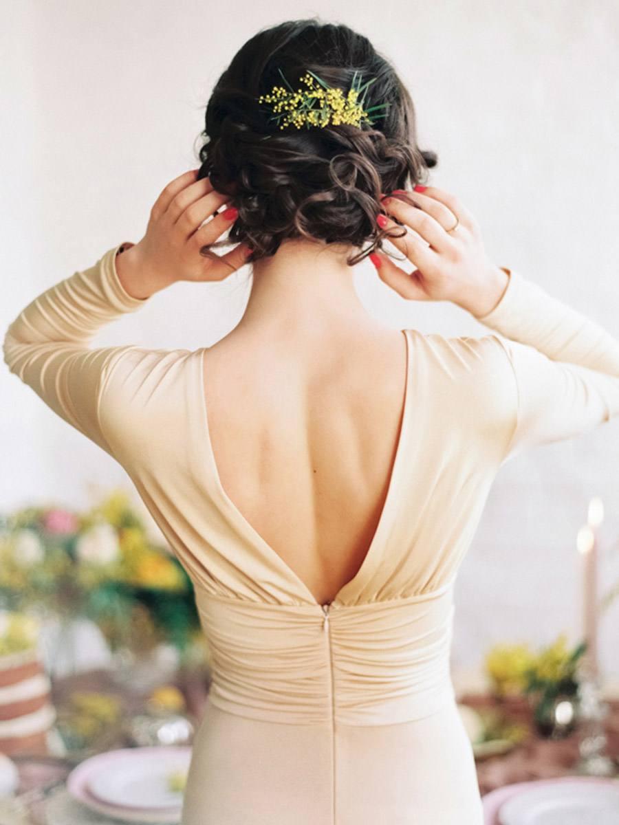INSPIRACIÓN: MIMOSAS novia-mimosas