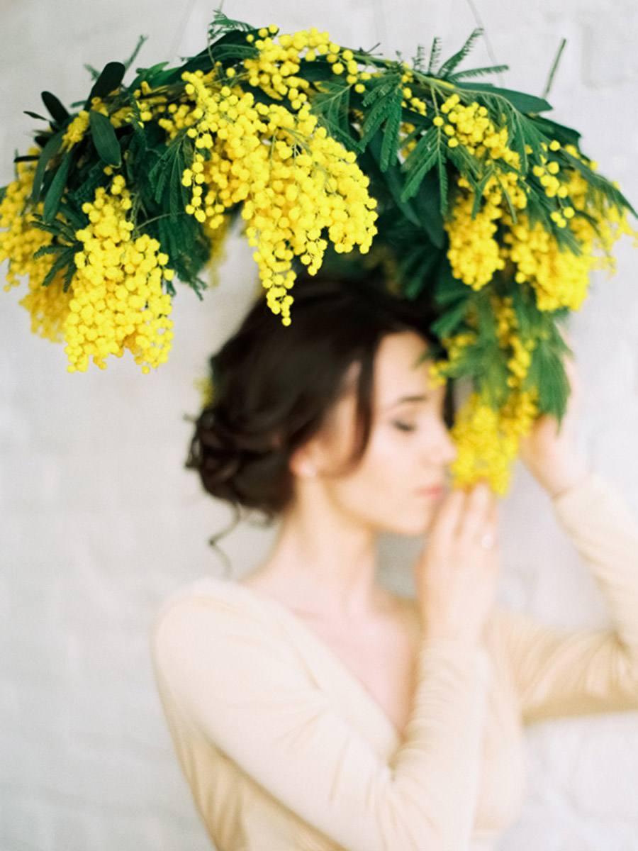 INSPIRACIÓN: MIMOSAS novias-mimosas