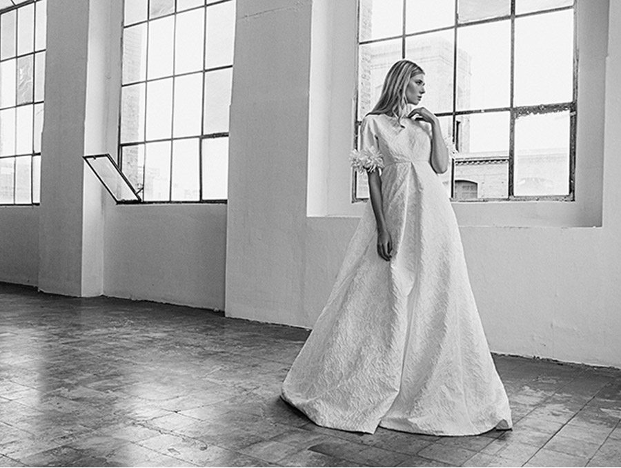 TOT-HOM BRIDAL COLLECTION 2018 novias-tot-hom