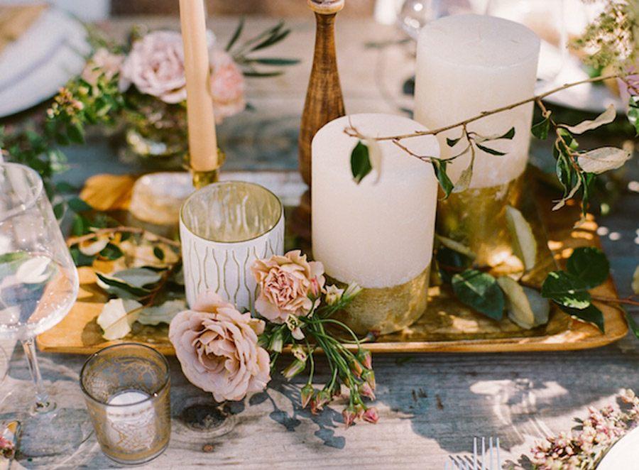 NOSTÁLGICA DECORACIÓN DE MESA rosas-deco-boda