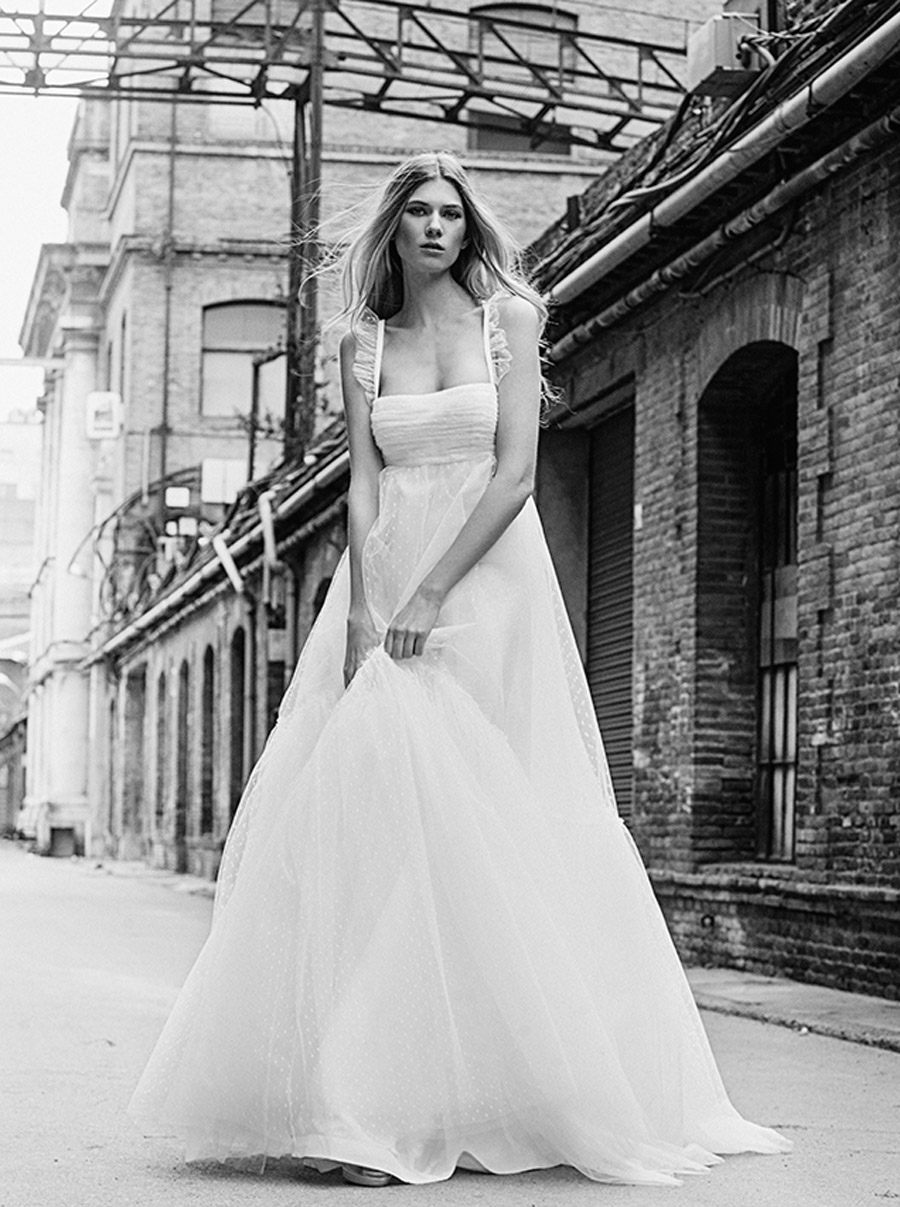 TOT-HOM BRIDAL COLLECTION 2018 tot-hom-novias-2018