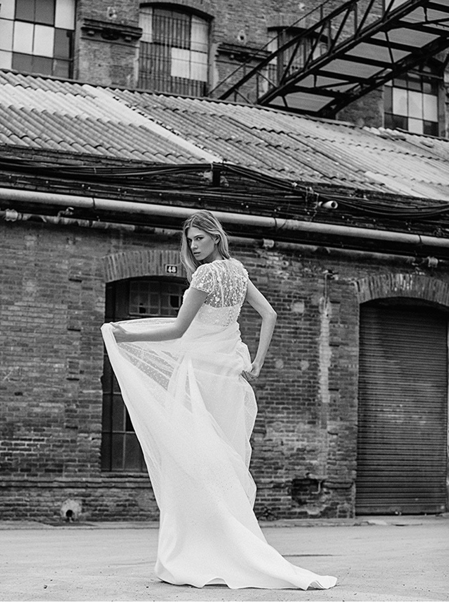 TOT-HOM BRIDAL COLLECTION 2018 tot-hom-novias