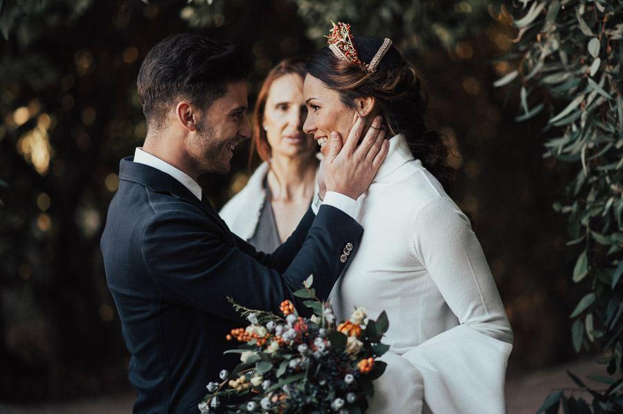 UNA BODA ÍNTIMA EN PORTUGAL altar-boda