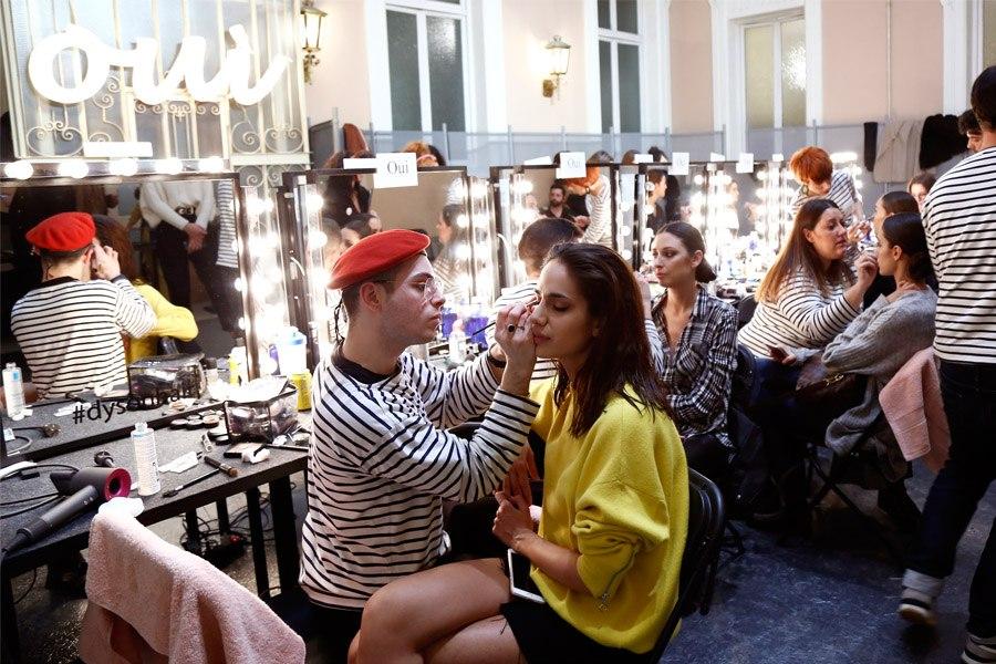CON DYSON EN ATELIER COUTURE 2018 atelier-couture-backstage