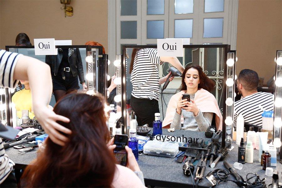 CON DYSON EN ATELIER COUTURE 2018 atelier-couture-peluqueria