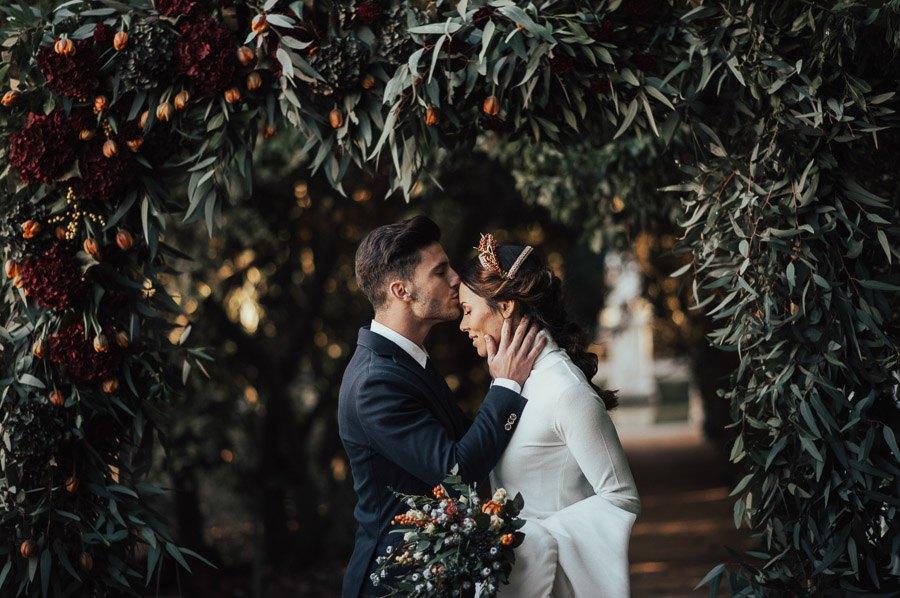 UNA BODA ÍNTIMA EN PORTUGAL boda-altar