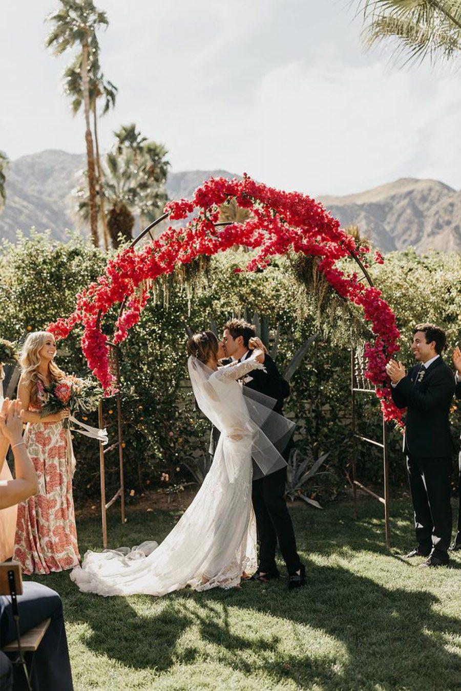JASON & DANIELLE: EL AMOR ESTÁ EN EL AIRE boda-primavera