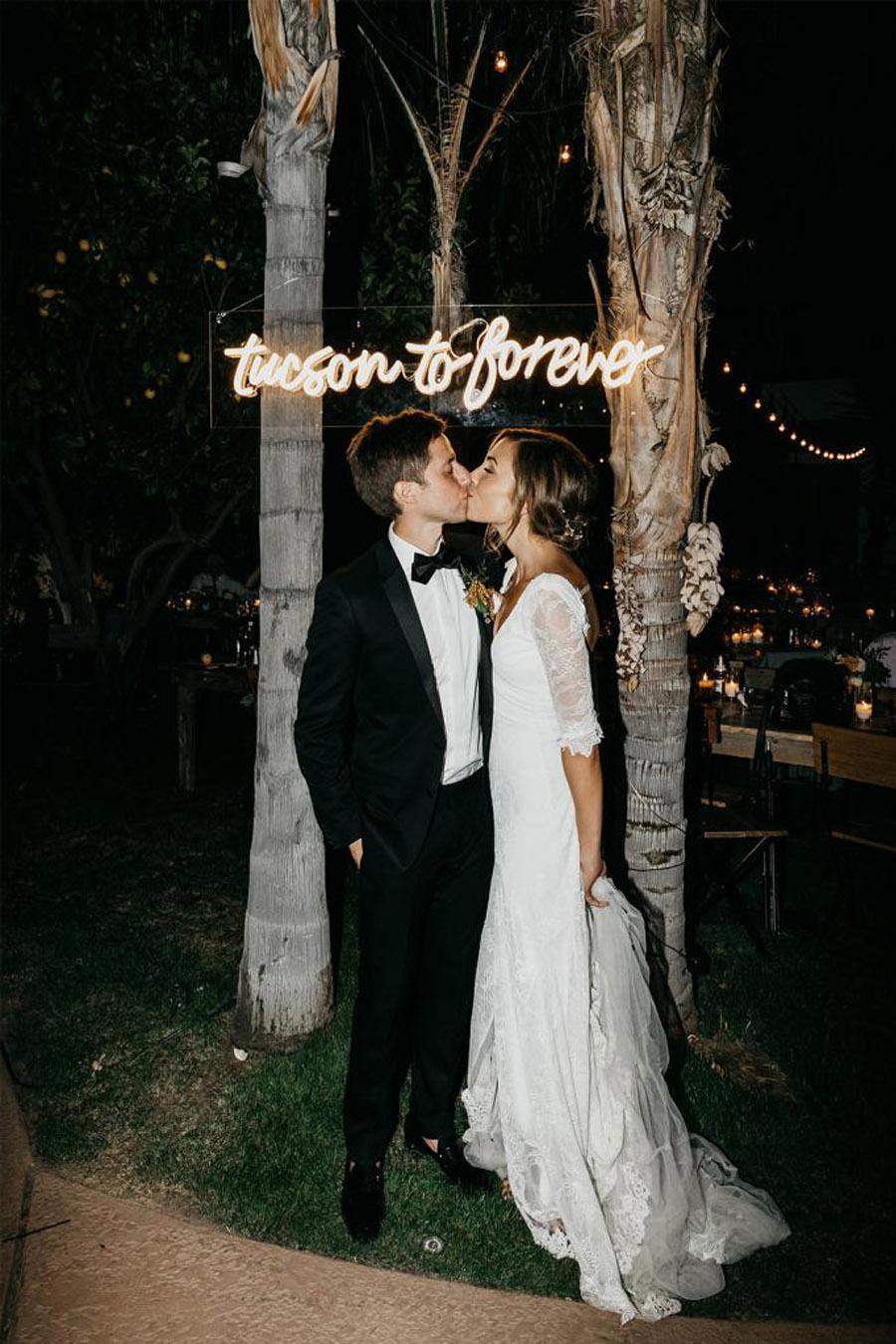 JASON & DANIELLE: EL AMOR ESTÁ EN EL AIRE bodas-de-verano