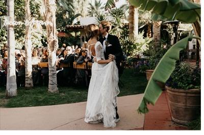 JASON & DANIELLE: EL AMOR ESTÁ EN EL AIRE bodas
