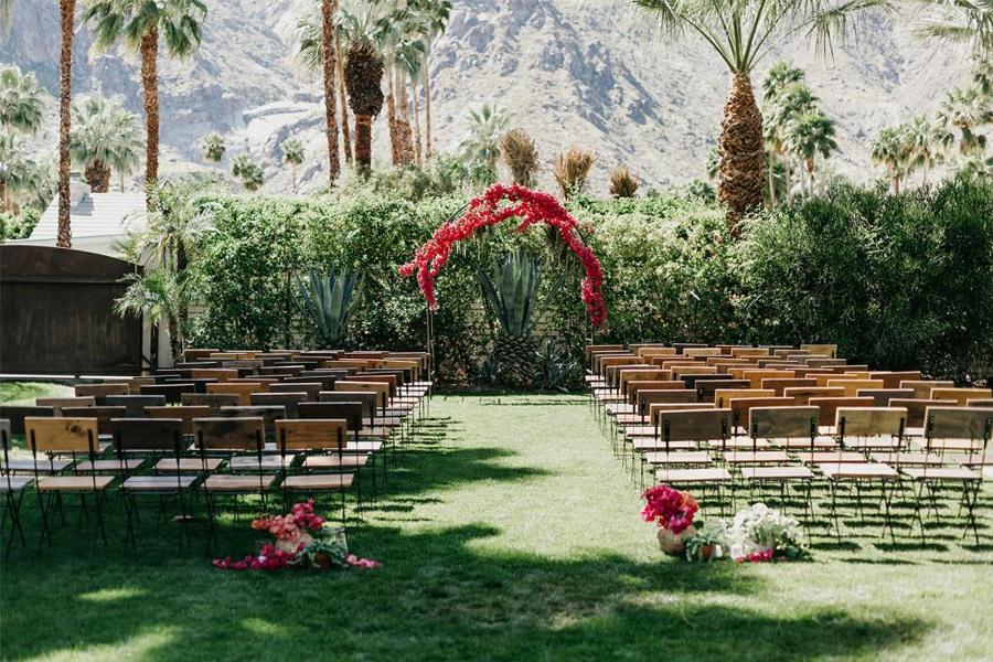 JASON & DANIELLE: EL AMOR ESTÁ EN EL AIRE ceremonia-boda