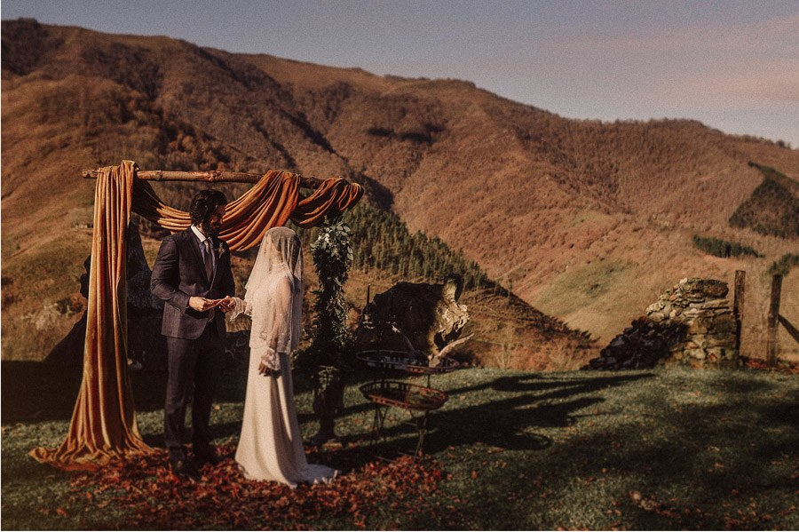 ARANTZA IN LOVE ceremonias-boda