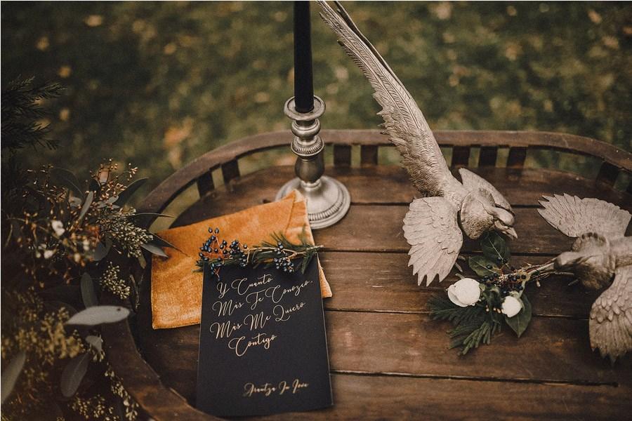 ARANTZA IN LOVE invitacion-boda