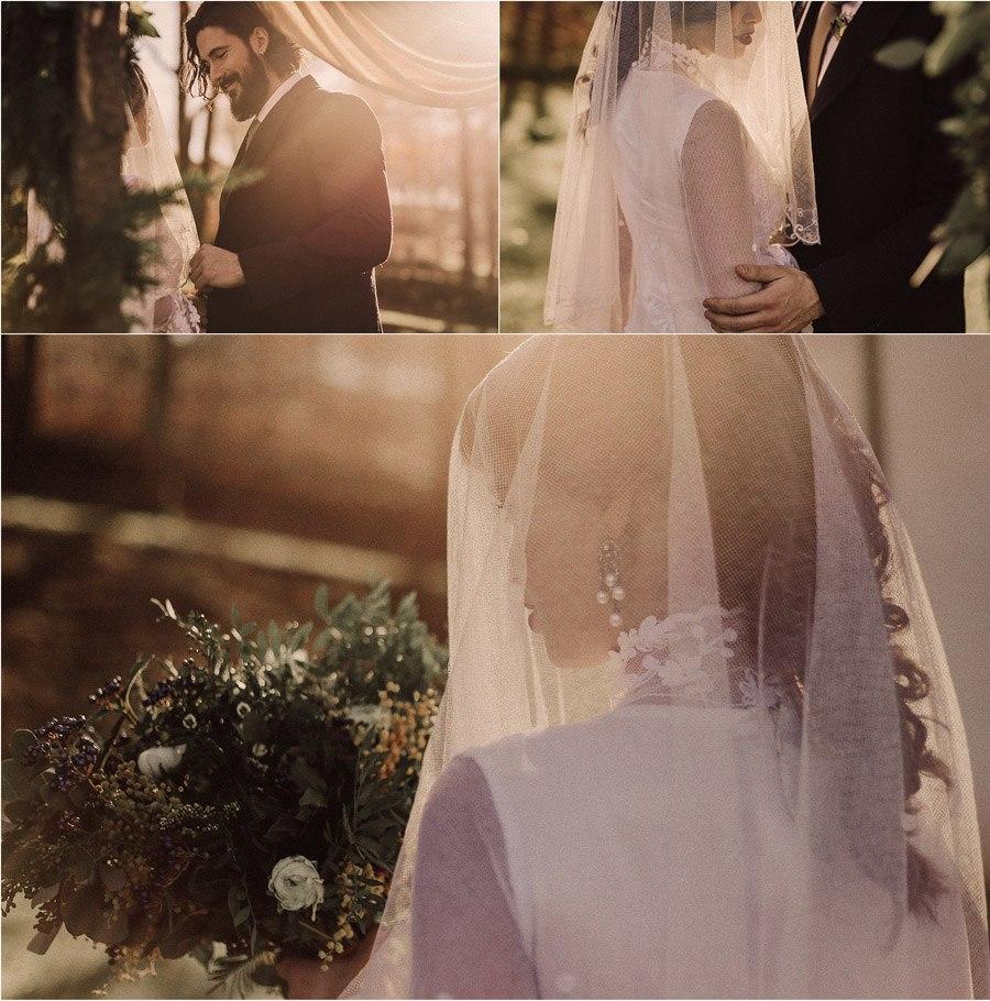 ARANTZA IN LOVE novia-invierno