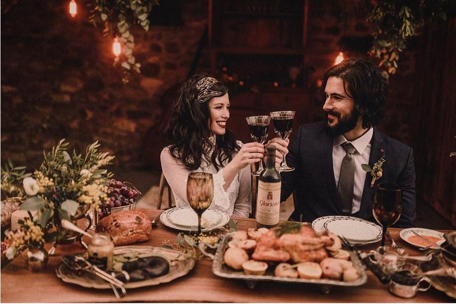 ARANTZA IN LOVE novios-celebracion