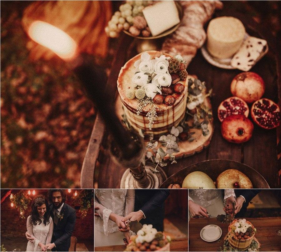ARANTZA IN LOVE pastel-boda