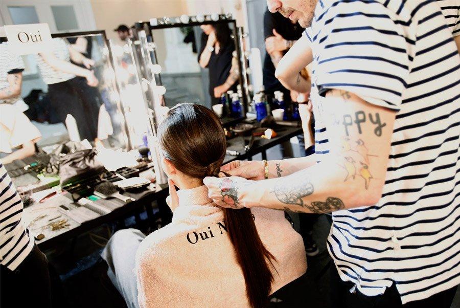 CON DYSON EN ATELIER COUTURE 2018 peluqueria-atelier-couture