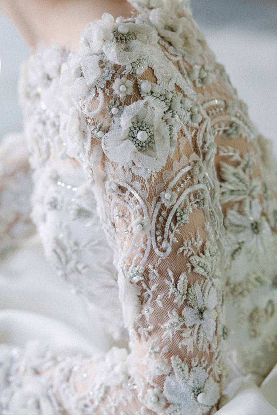 TENDENCIA: PERLAS vesido-de-novia-perlas