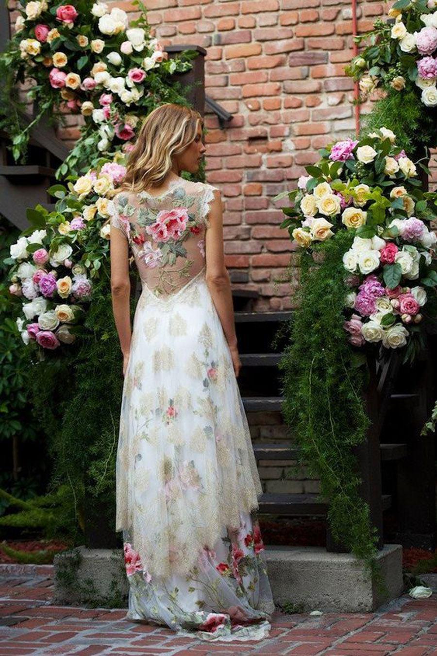 Vestidos De Novia Mexicanos Bordados A Mano Brain Hive