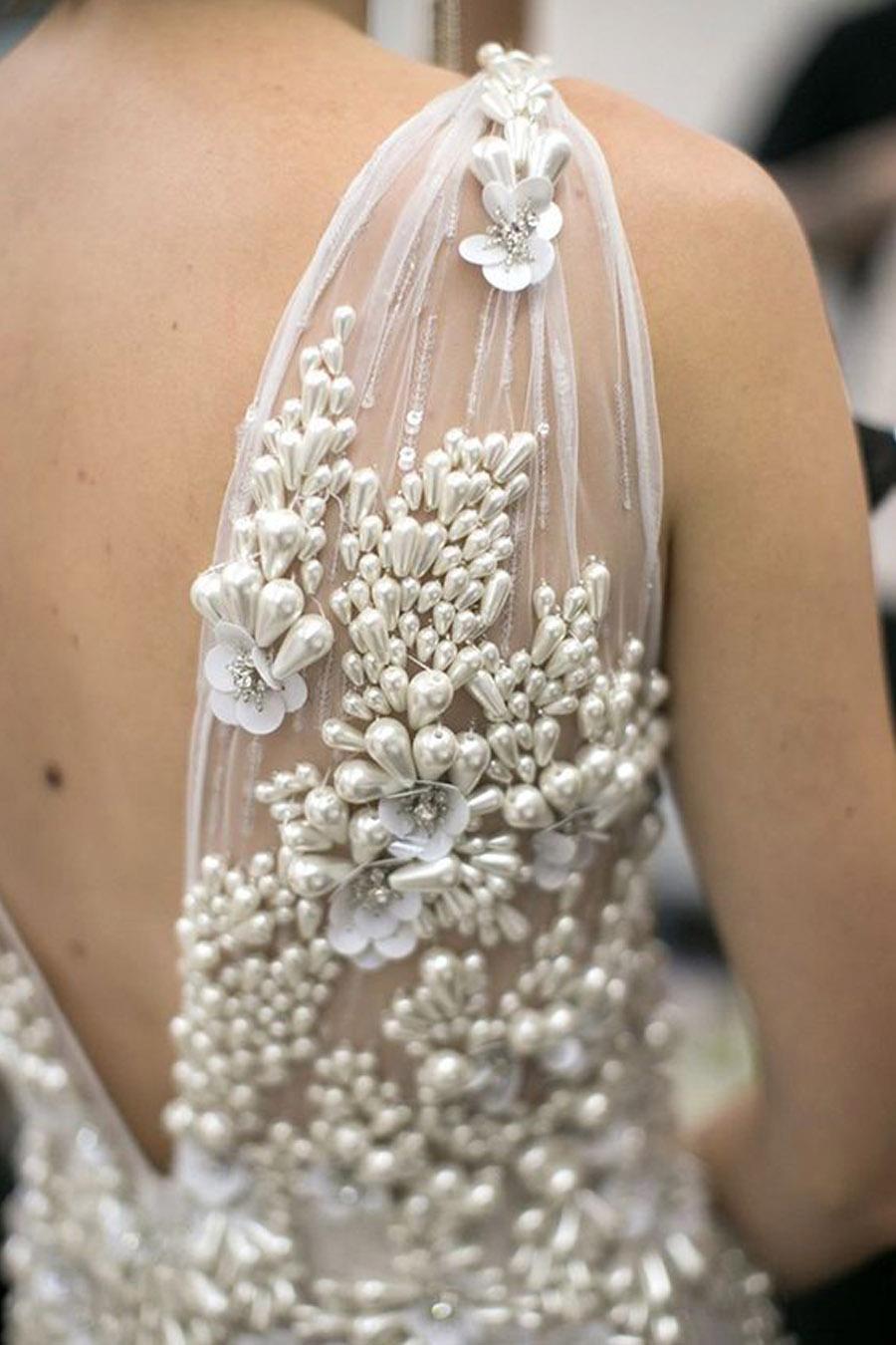 TENDENCIA: PERLAS vestido-de-perlas-novia