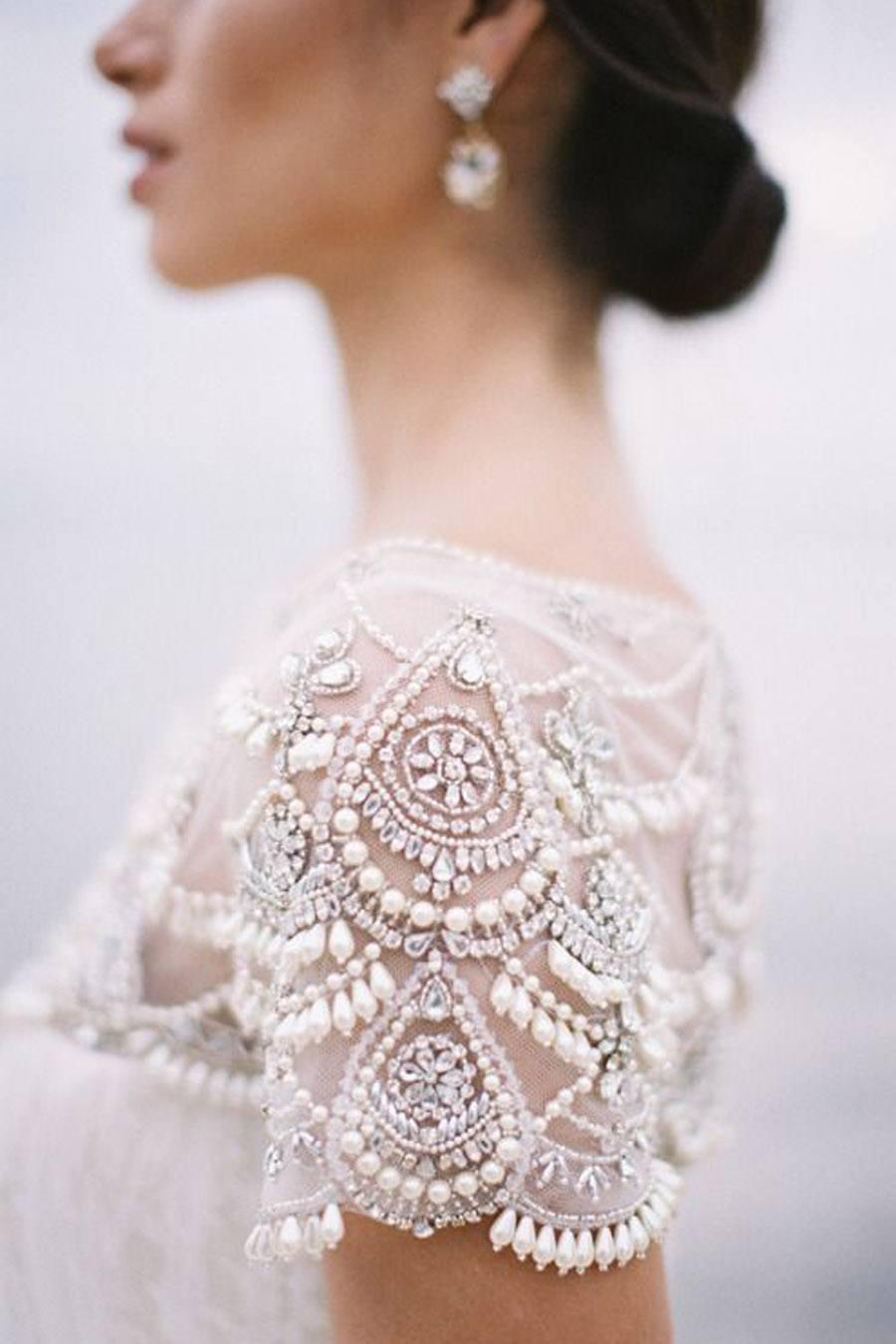 TENDENCIA: PERLAS vestido-perlas-novia