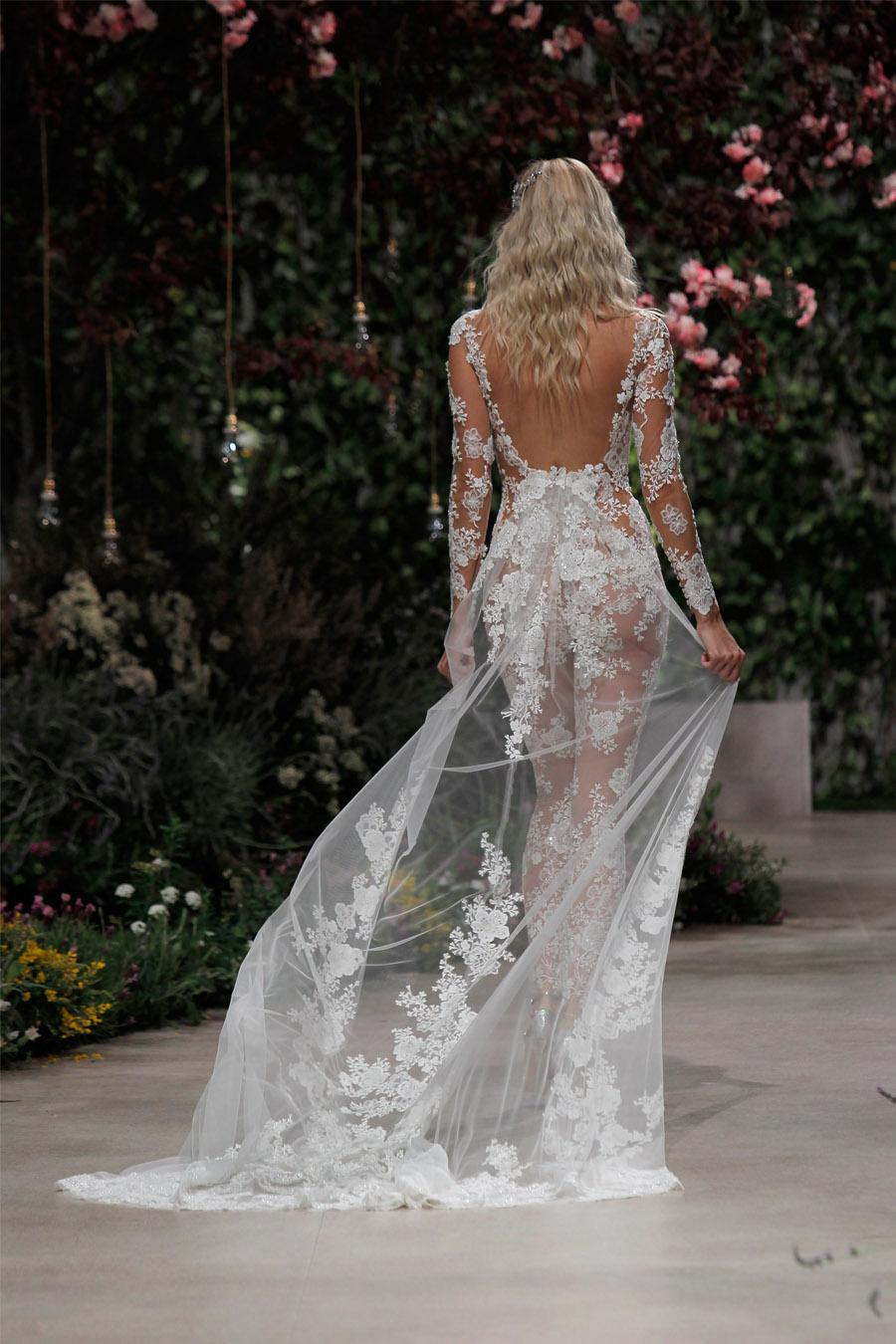IN BLOOM, COLECCIÓN ATELIER PRONOVIAS 2019 2019-pronovias-novia