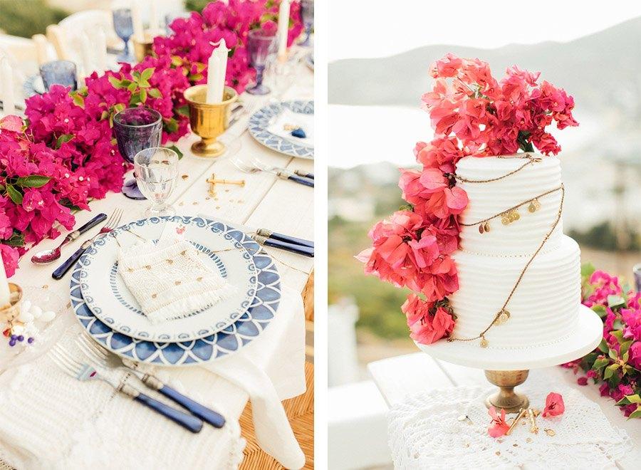 UNA BODA GRIEGA JUNTO AL MAR deco-boda-griega