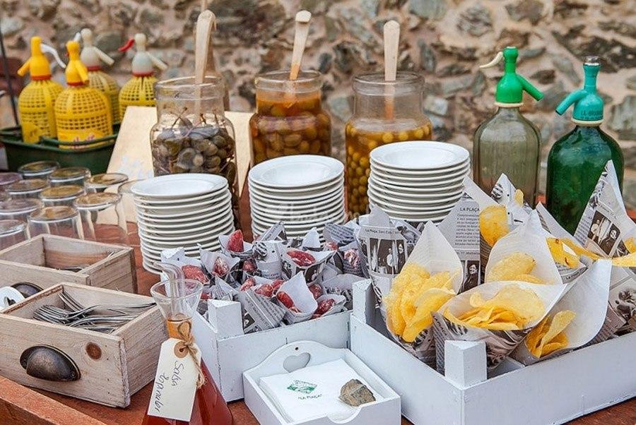 BARRA DE VERMUT vermut-buffets