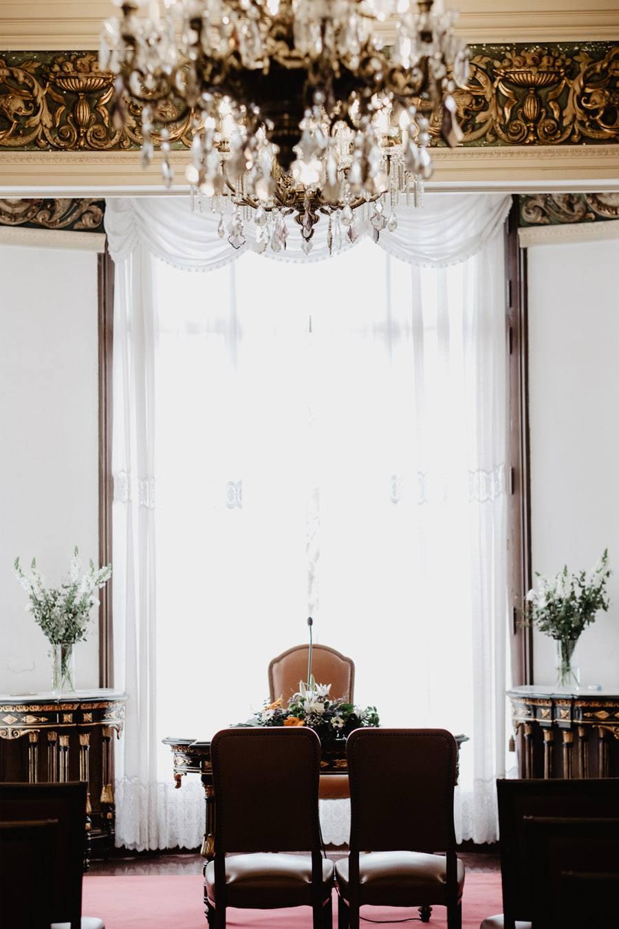 GEMA & RAMÓN: CUANDO EL TIEMPO HACE MÁS GRANDE EL AMOR boda-civil